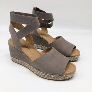 LUCKY BRAND Bettanie Espadrille Wedge Sandal